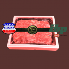 (미국산) IBP(278) 쵸이스 등급 엘에이앞갈비 3.0kg 100g당2.950원